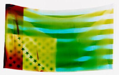 Farrah Karapetian, 'Flag 2', 2017