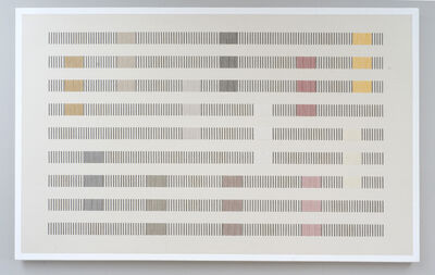 Andreas Diaz Andersson, 'Systematic Arrangement 033', 2021
