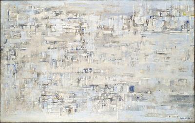 Maria Helena Vieira da Silva, 'La Demeure du Matin', 1960