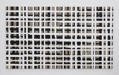 Pedro Cabrita Reis, 'The grid #10', 2007