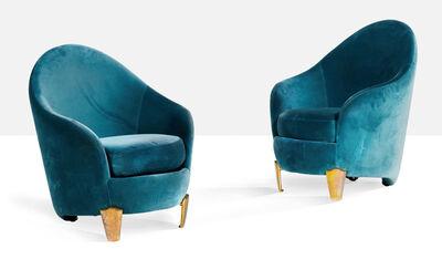 Elizabeth Garouste, 'Koala armchairs, pair', circa 1990