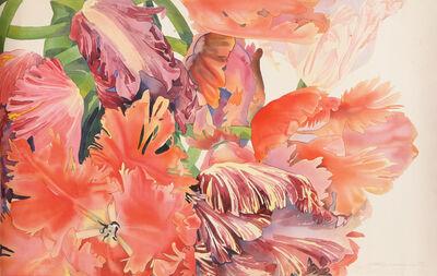 Gary Bukovnik, 'Iridescent Tulips', 1991