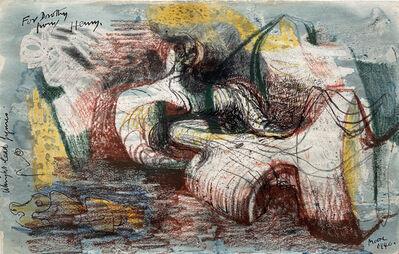 Henry Moore, 'Reclining Figure', 1940