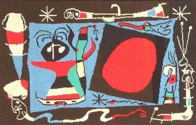 Joan Miró, 'Vintage Tapestry Rug', ca. 1960