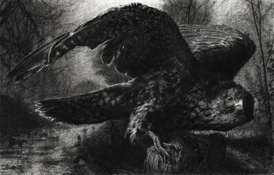 Tyler Vouros, 'Falco Peregrinus', 2020