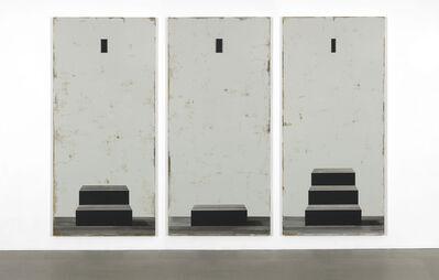 Michael Simpson, 'Leper Squint Triptych', 2016