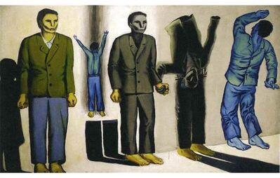 Andrzej Wróblewski, 'Execution VIII', 1949