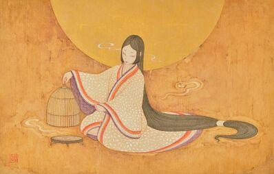 Takahiro Sanda, 'Murasaki', 2019