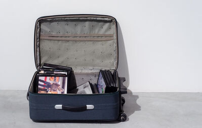 Birdhead, 'Bird Head 2005-Suitcase-2', 2005