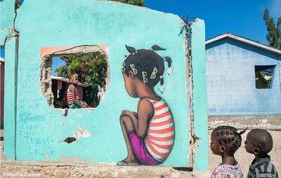 Martha Cooper, '[Haiti 24]', 2019
