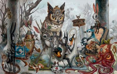 Greg 'Craola' Simkins, 'Let The Outside In', 2019