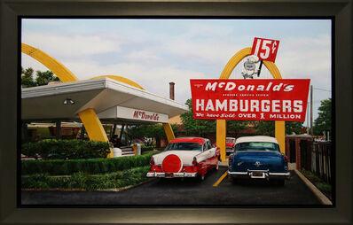 Jesus Navarro, 'McDonald's', 2019