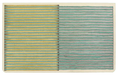 Jessica Deane Rosner, 'Quiet Ruled Unruled', 2016