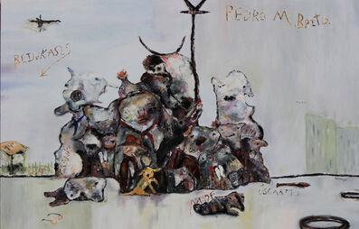 Miroslav de la Torre Kozorez, 'Los recuerdos de la primaria / The memories of the elementary school', 2017