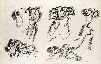 Henri Michaux, 'Untitled', 1967
