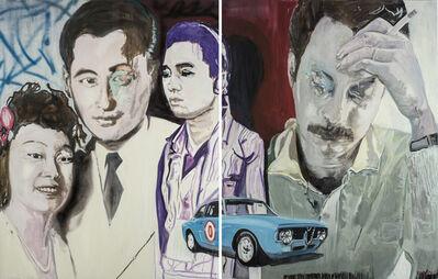Jeffar Khaldi, 'Last Cigarette', 2010
