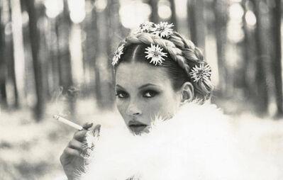 Arthur Elgort, 'Kate Moss, Vogue Italia', 1992
