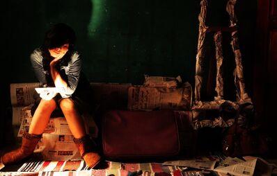 Nidaa Badwan, '100 Days of Solitude; Code: 24', 2014