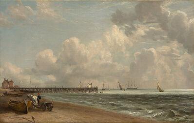 John Constable, 'Yarmouth Jetty'