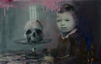 Robert Bielik, 'THIRD BIRTHDAY - AUTOPORTRAIT', 2020