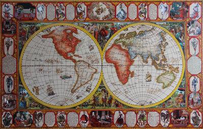 Vali Irina Ciobanu, 'The History of the chess map', 2016