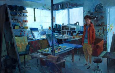 Andrew Hem, 'The Printmaker'