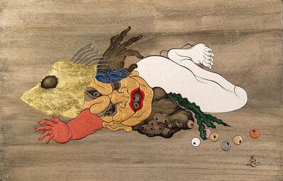 Nagai Megumi, 'Deep Sea Fish A', 2013