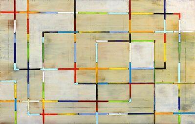 Petra Rös-Nickel, 'Cross Lines 21-1', 2020