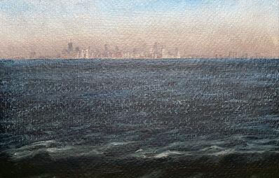 Lisa Lebofsky, 'Blue Haze', 2020