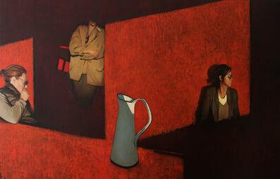 Tomas Watson, 'Scenes from a Lif Jug', 2018
