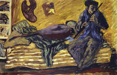 Corrado Cagli, 'Flute Player', 1935
