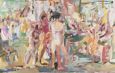 Cecily Brown, 'Be Nice to the Big Blue Sea', 2012