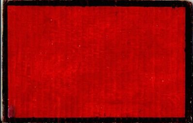 Mladen Stilinovic, 'Crni okvir / The Black Frame', 1978