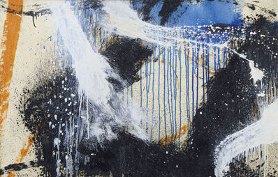 Norman Bluhm, 'Untitled ', 1961