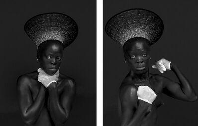 Zanele Muholi, 'MaID I, Syracuse, NY (diptych)', 2015