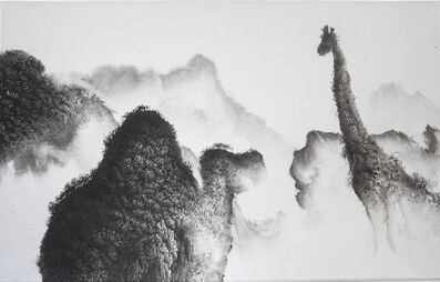 Rubén Fuentes, 'Chaman's Dream I ', 2016
