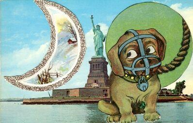 John Ashbery, 'Muzzle', ca. 1972