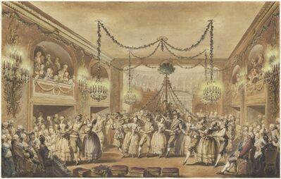 Jean-Michel Moreau, 'May Ball', 1763