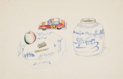 Saul Steinberg, 'Untitled', 1978-1980