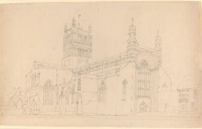 J. M. W. Turner, 'Tewkesbury Abbey'