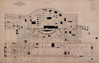 Lionel Favre, 'Grosses Festspielhaus ', 2020