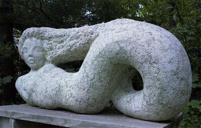 Jacob Lipkin, 'Mermaid', ca. 1963