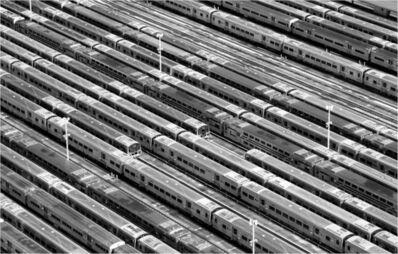Jill Peters, 'Subway Cars', 2013-2016
