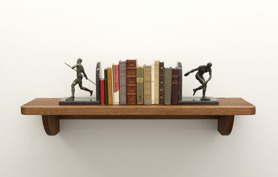 Carlos Garaicoa, 'Serial Killer Bookshelf', 2013