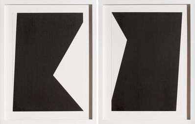 George Thiewes, 'Untitled 4 (diptych)', 2015
