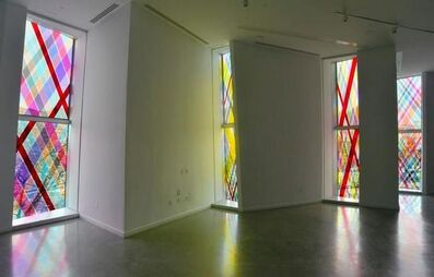 Arlene Slavin, 'Installation View: Intersections'
