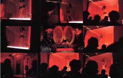 Miguel Rio Branco, 'Striptease Forain', 1982-2006