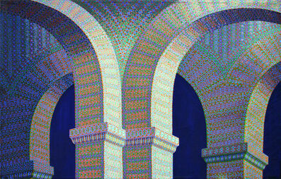 Liz Whitney Quisgard, 'Arches & Pendatives', 1989