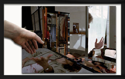 Klaus Pamminger, 'la pianiste (extended) ', 2008