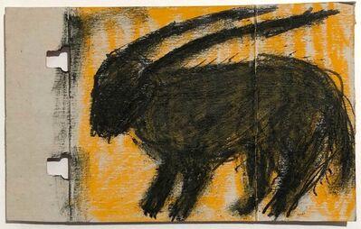Michel Nedjar, 'Untitled (Belleville period)'